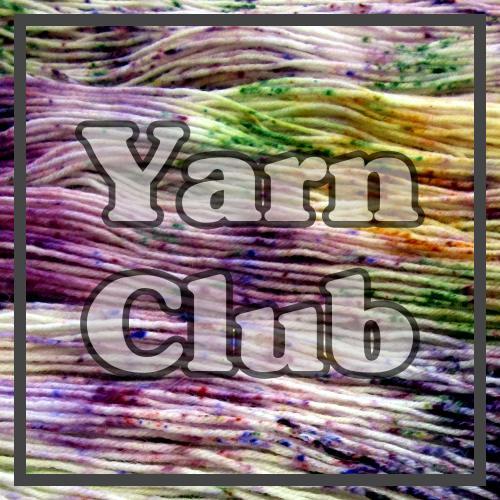 YarnClub handgefärbte Wolle