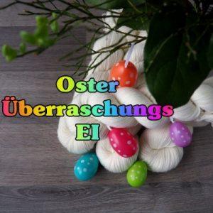 Ostern Überraschung handdyed sock yarn