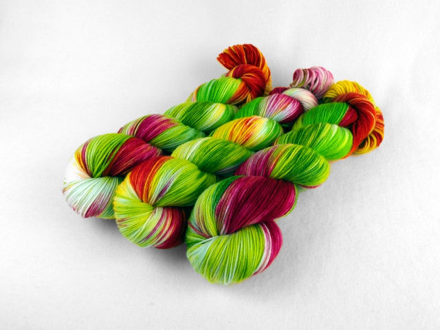 CrazyTulip Luxus Hightwist Merino