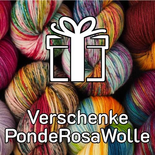 Gutschein Giftcard hand dyed yarn handgefärbte Wolle