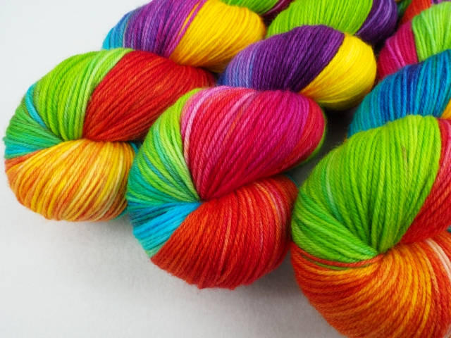 SummerRainbow Luxus Hightwist Merino