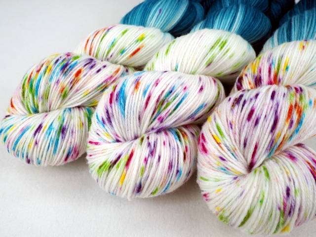 LolliPop Luxus Hightwist Merino