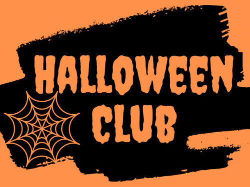 Halloween Club Luxus Hightwist