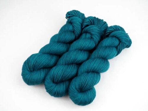 BlauerPfau DK-Sport handgefärbthand dyed