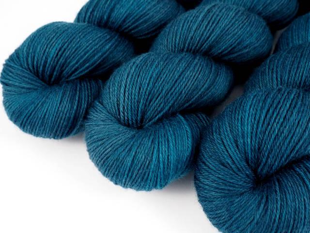 GroßerKlaus Luxus HighTwist handgefärbt handdyed sock yarn